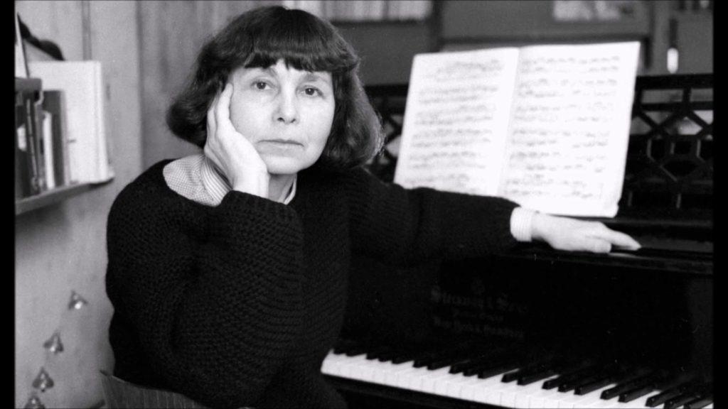 Sofia Gubajdulina