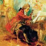 Mozart?